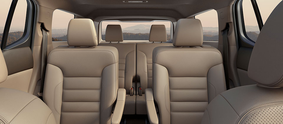 2017 Gmc Acadia Crossover Vehicle With Technology And Infotainment At Your Fingertips