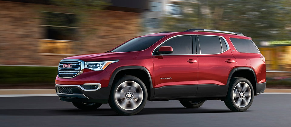 Gmc acadia 2018 crossover suv gmc uae the 2017 gmc acadia comes standard with a powerful v6 engine publicscrutiny Choice Image