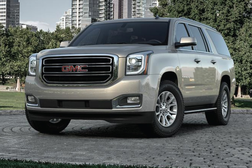 gmc yukon 2017 full size suv gmc uae. Black Bedroom Furniture Sets. Home Design Ideas