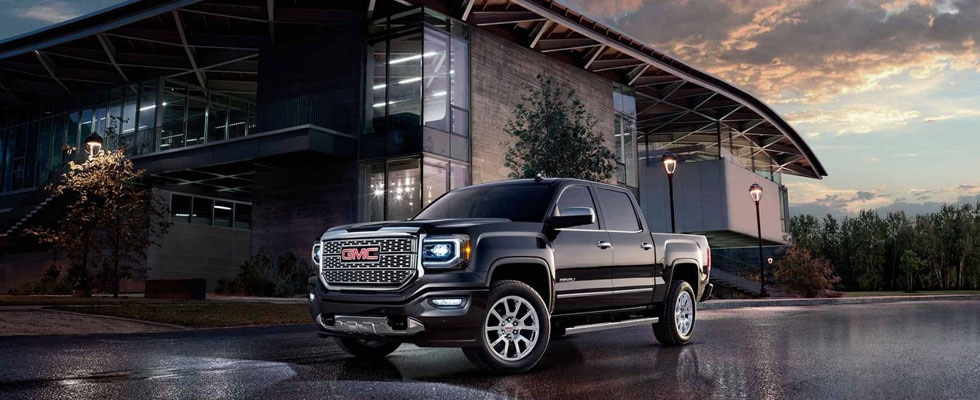 2018 GMC Sierra Denali Pictures Wallpaper