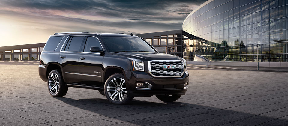 2020 Gmc Yukon Denali Full Size Luxury Suv